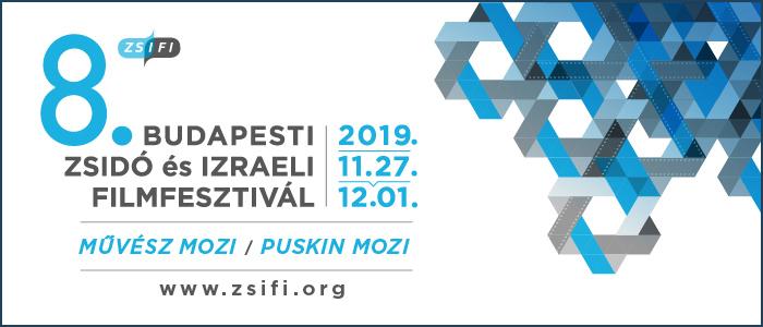 8. Budapesti Zsidó és Izraeli Filmfesztivál