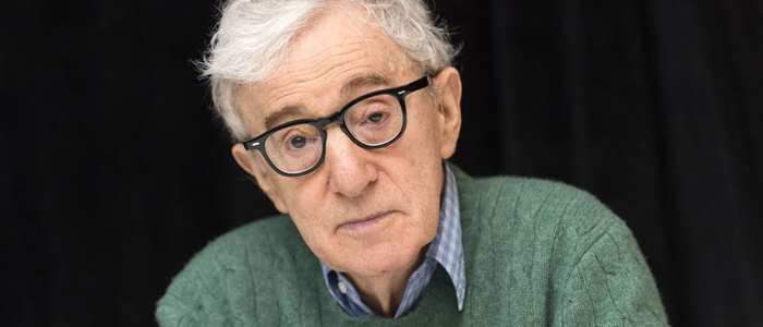 Woody Allen nap