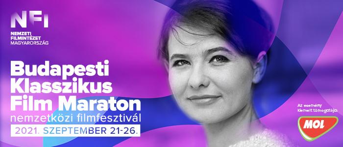 Budapesti Klasszikus Film Maraton 2021