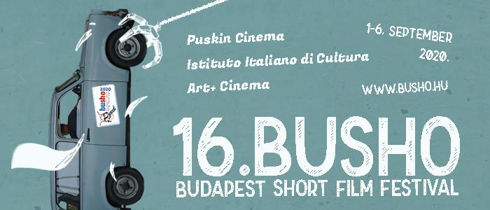 16. Busho Nemzetközi Rövidfilm Fesztivál