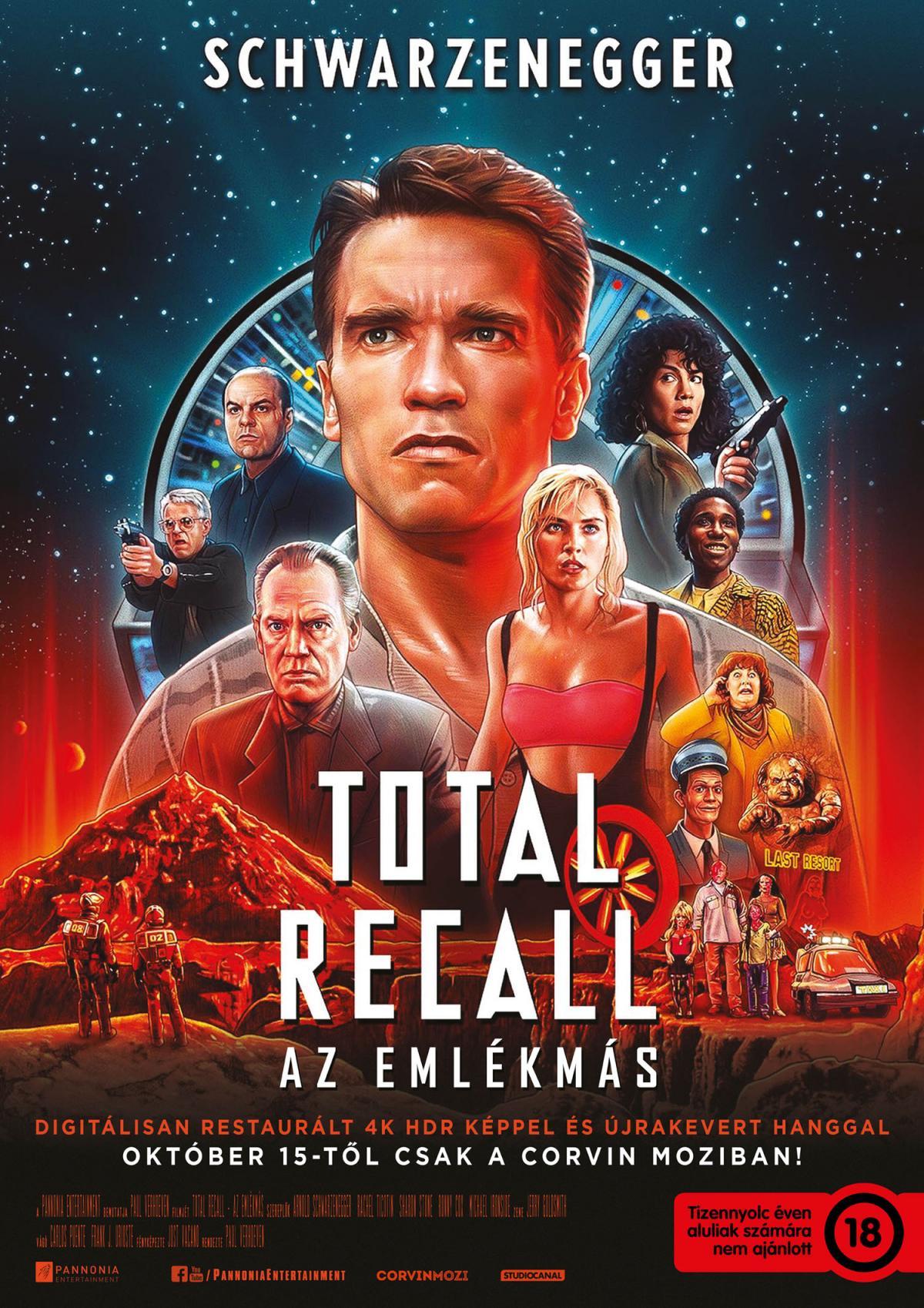 Film Total Recall Az Emlekmas Muveszmozi Hu