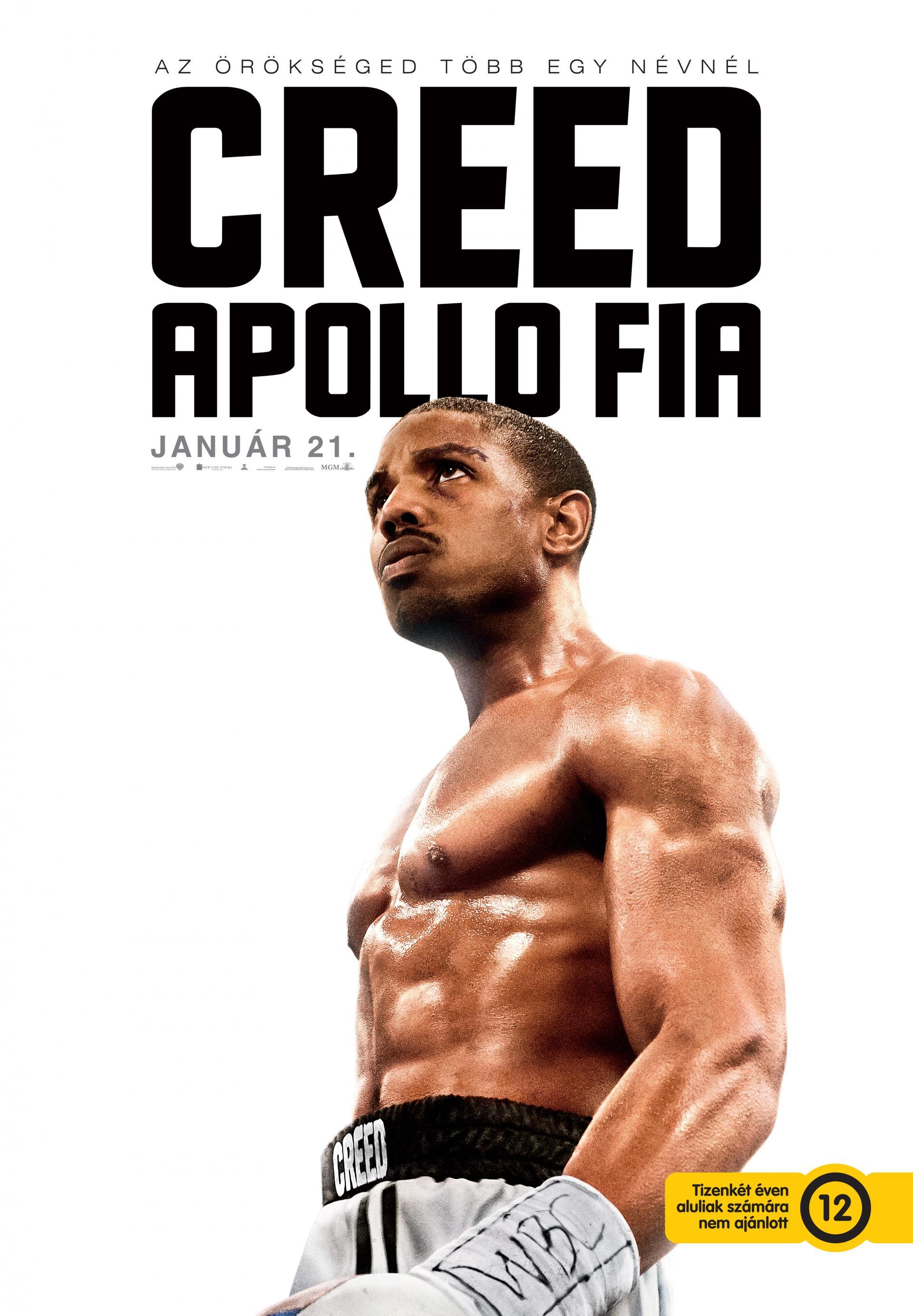 Film: Creed - Apollo fia | CorvinMozi.hu